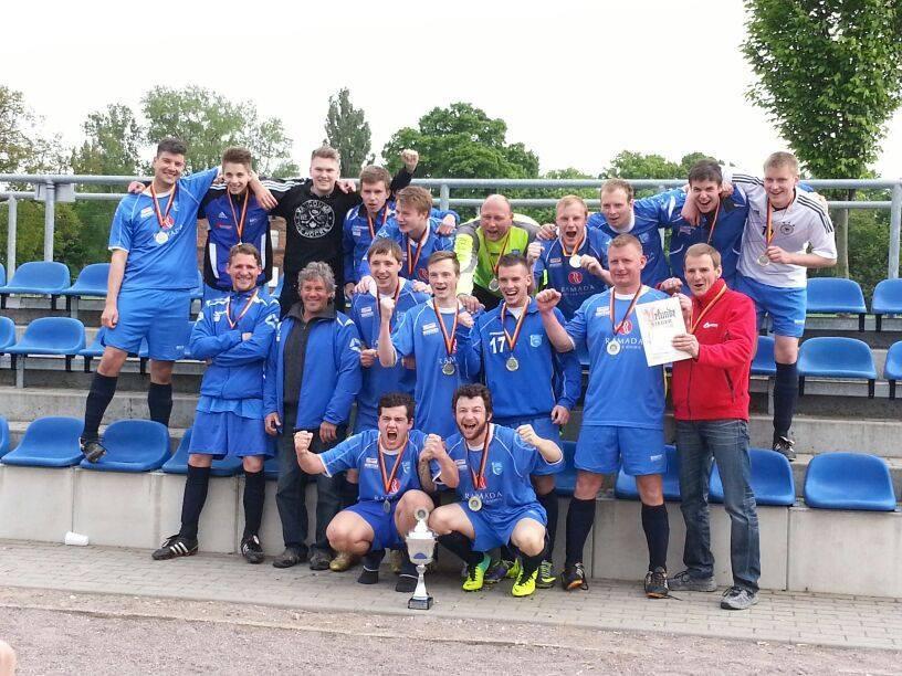 ABI-POKAL-SIEGER Saison 2013/14
