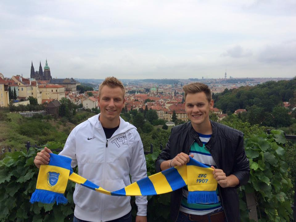 Zörbiger FC meets Prag