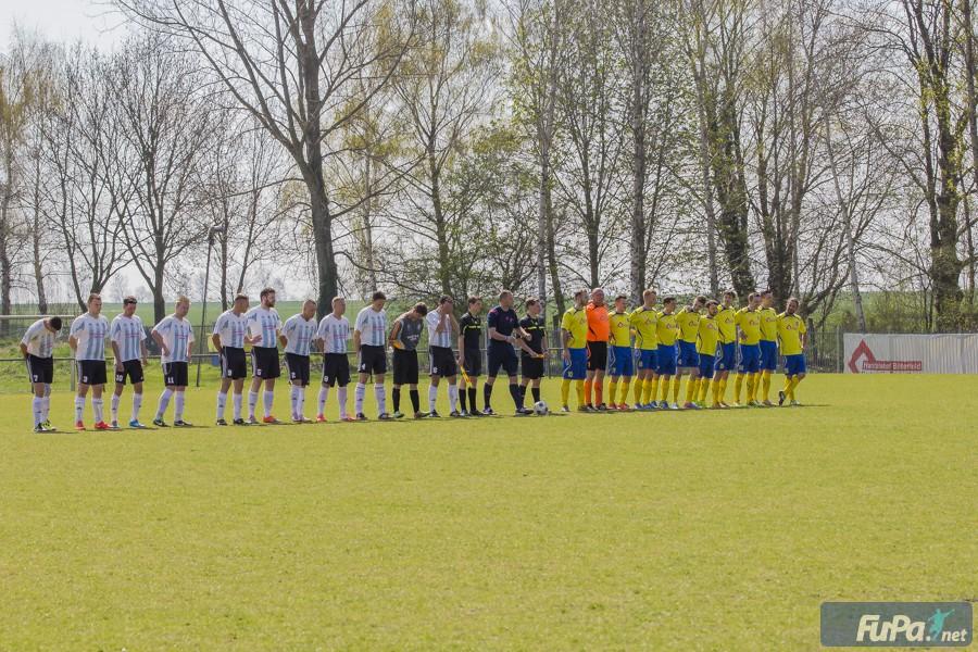 Derby gegen Schortewitz Saison 2014/15