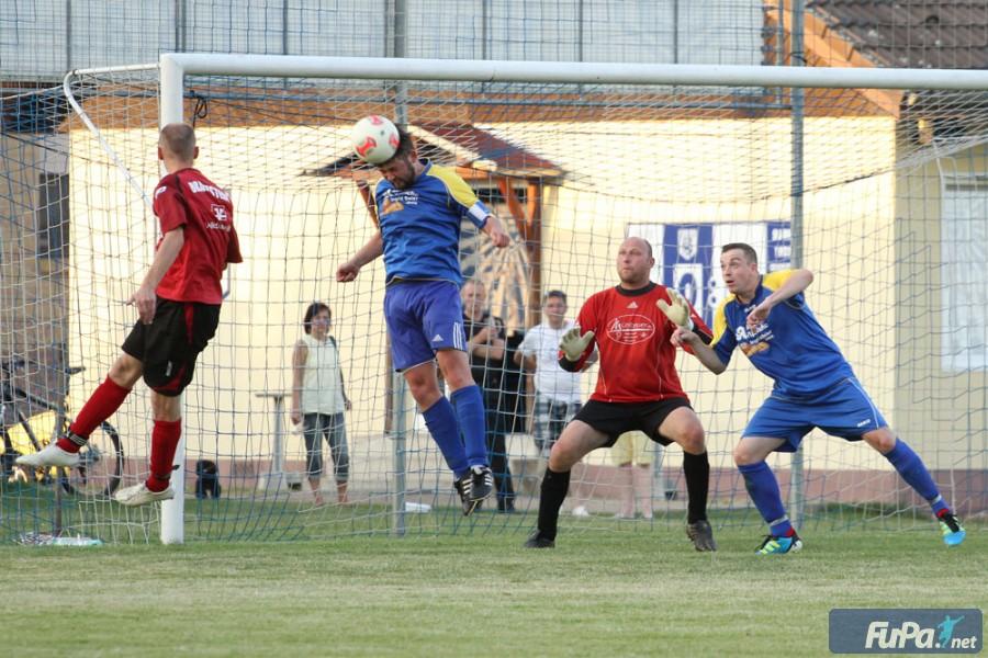 Freundschaftsspiel 2012 gegen Brachstedt