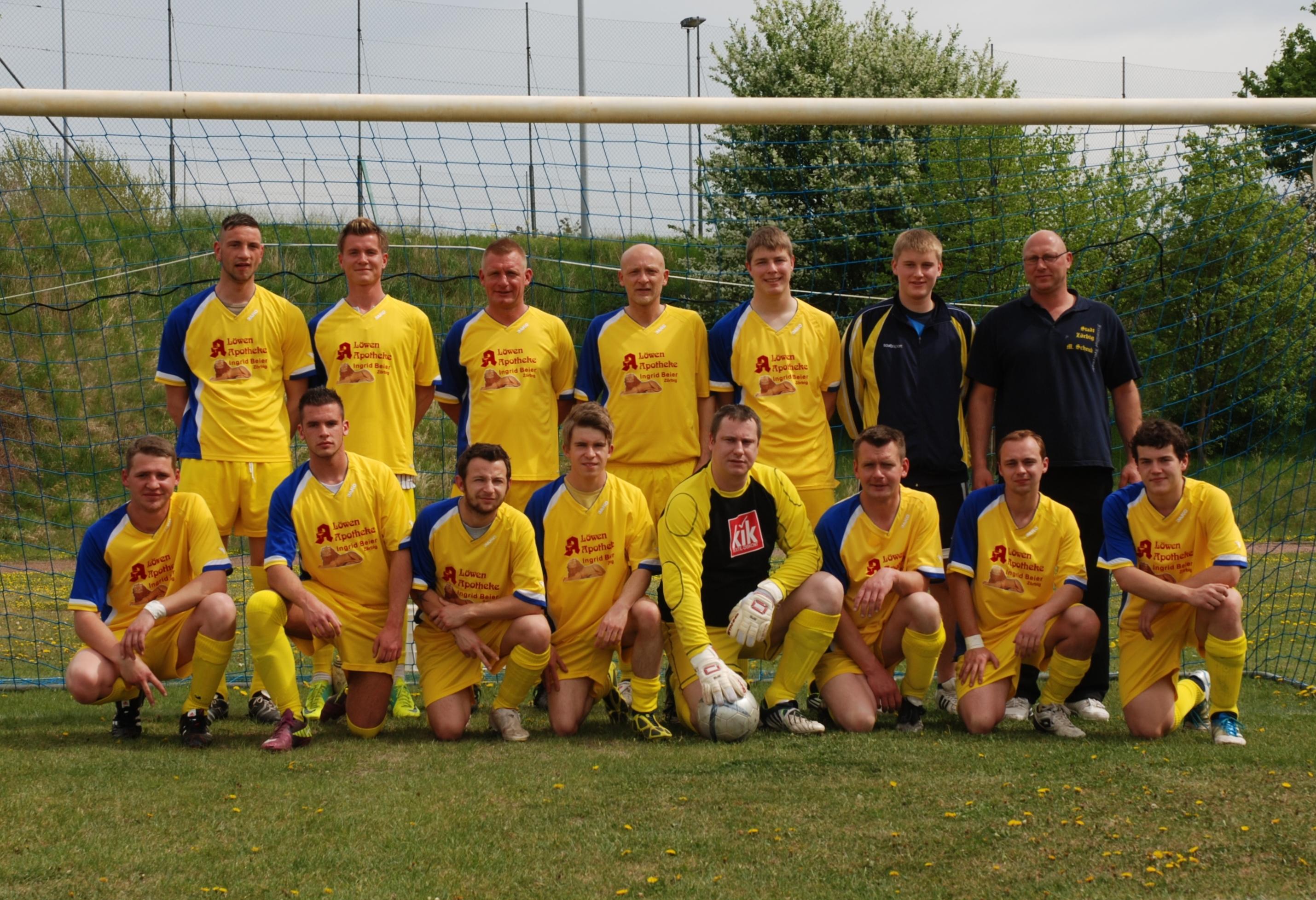 Zweite Mannschaft Saison 2011/12